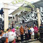 Peresmian Kampung Susu Kalipucang