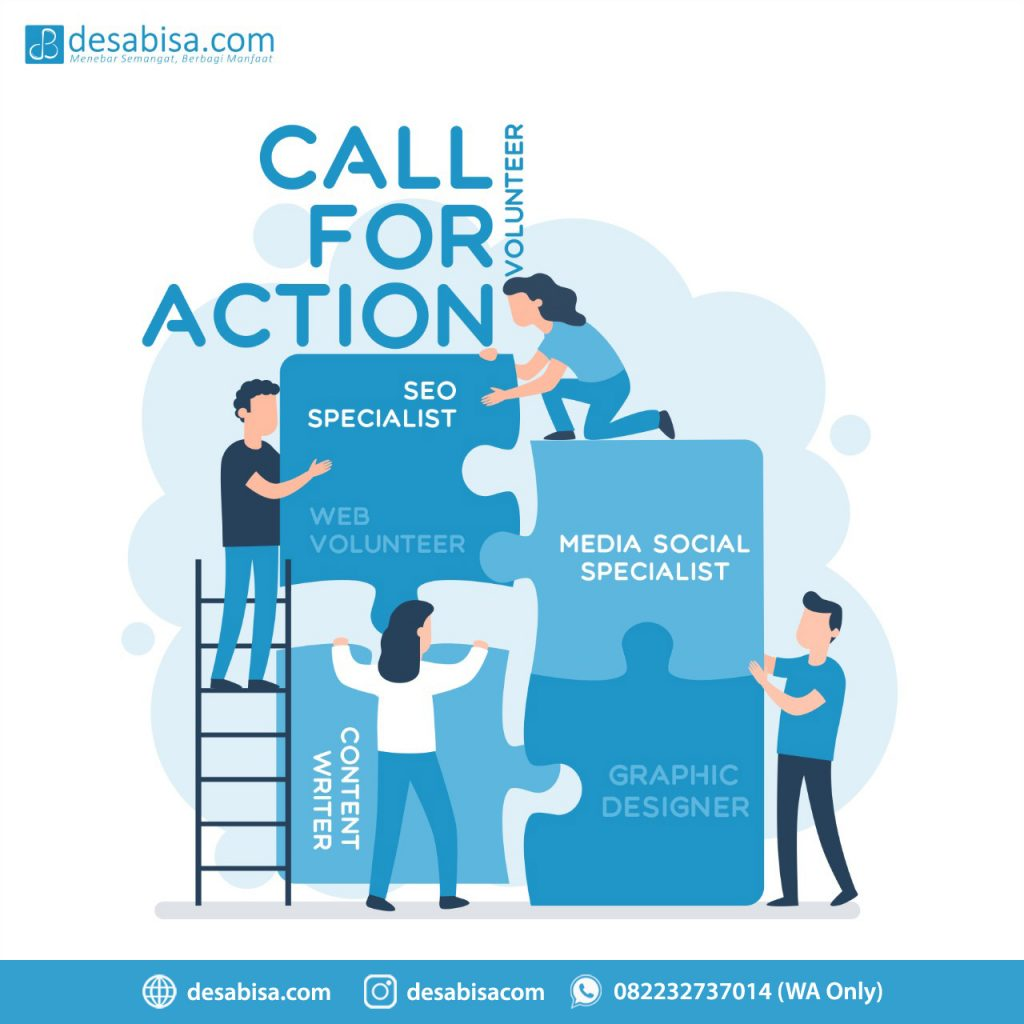 Call For Action Volunteer