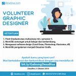 Volunteer Gradhic Designer