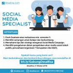 Volunteer Media Specialist